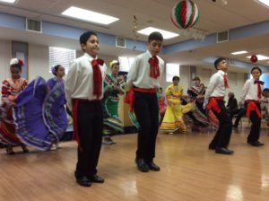 Hispanic Heritage event at Thornton Township