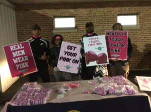 Thornton Township Breast Cancer Awareness event