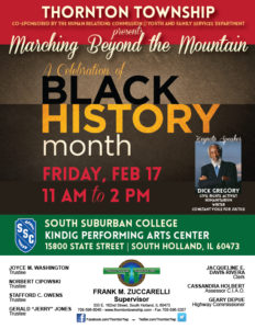 Thornton-Township Black History Month