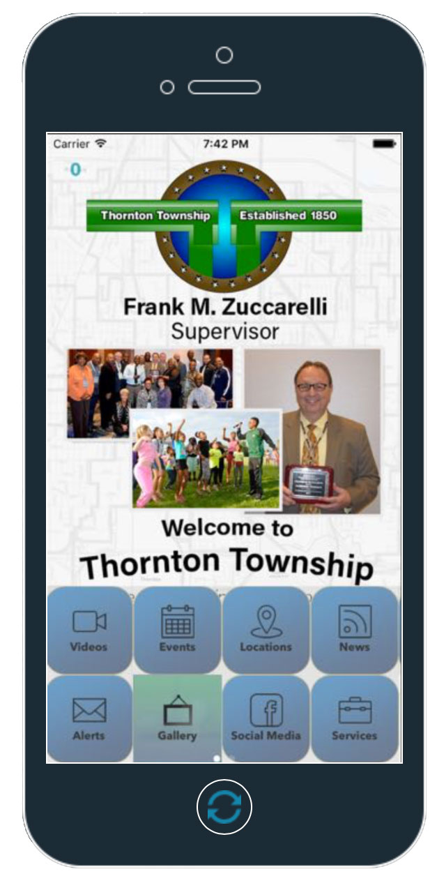 Mobile App – Thornton Township